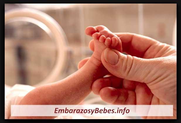 Cuidados especiales al nacer