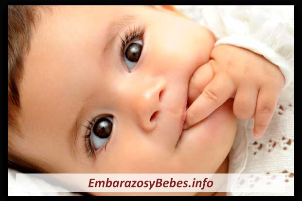 desarrollo de los sentidos del bebe
