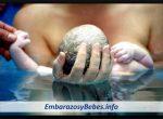 El Parto en el Agua Beneficios y Riesgos para la Madre y El Bebe