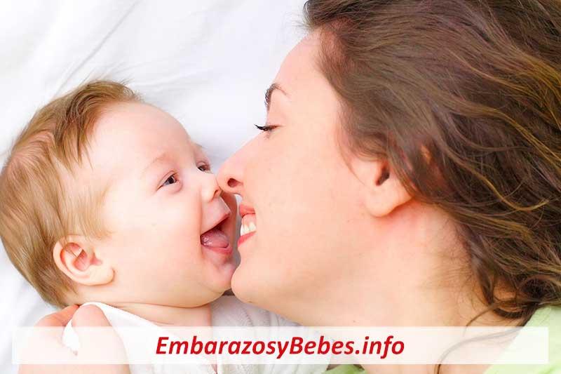 Disfrutar de la Maternidad