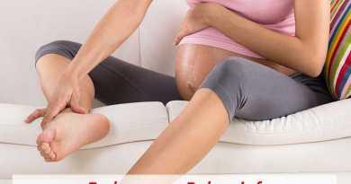 Dolor de piernas en el embarazo