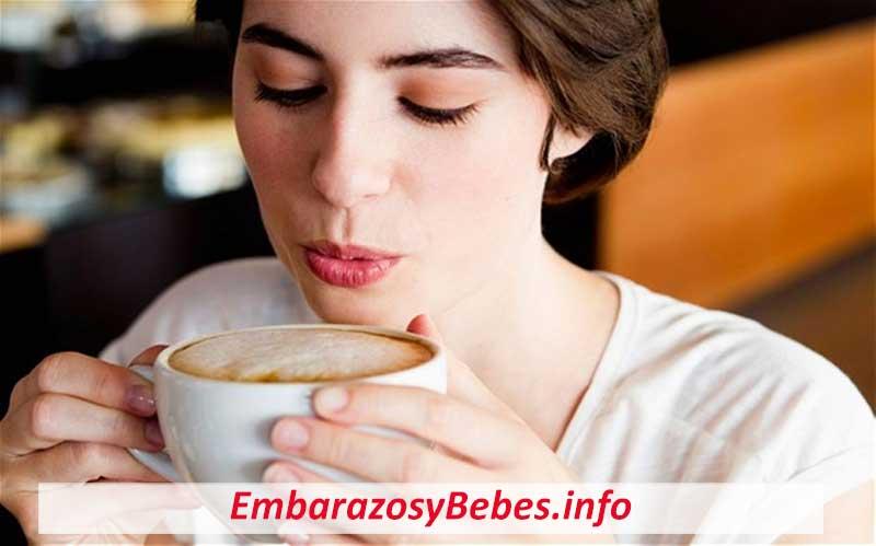 Cafeína y Lactancia Materna