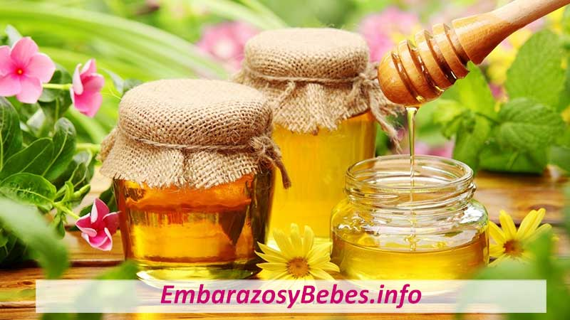Comer Miel en el Embarazo
