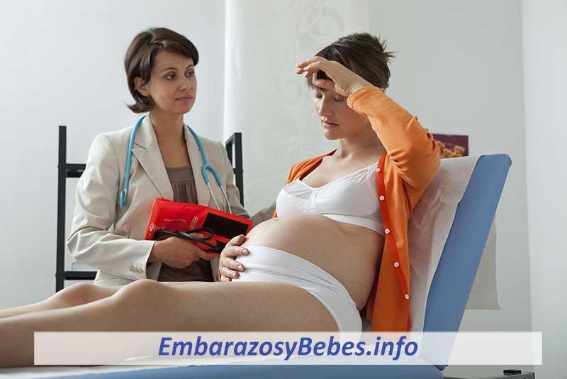 Complicaciones De Salud Durante El Embarazo