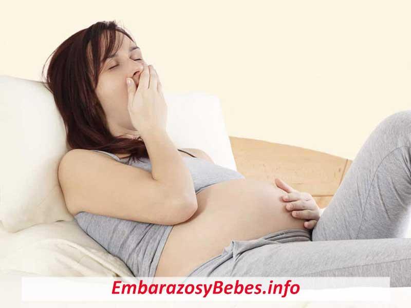 Debilidad Y Fatiga en el segundo embarazo