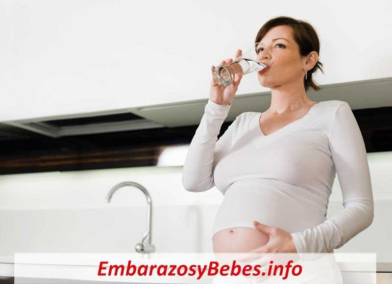 Deshidratación en el Embarazo