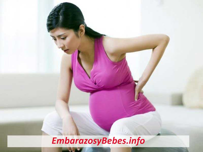 Dolor De Costilla en El Embarazo