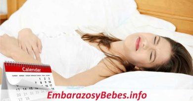 Periodo Menstrual en el Embarazo