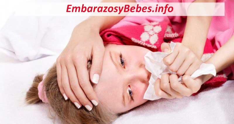 Síntomas de la Difteria