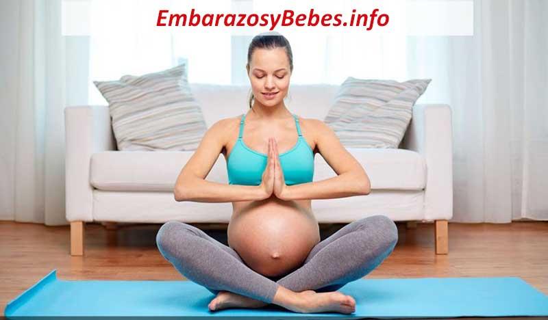 10 Ejercicios de Yoga en el Embarazo Beneficios 66f24c59f8f3