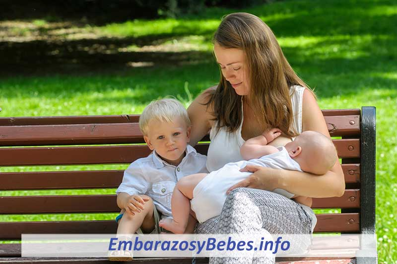 lactancia materna en público