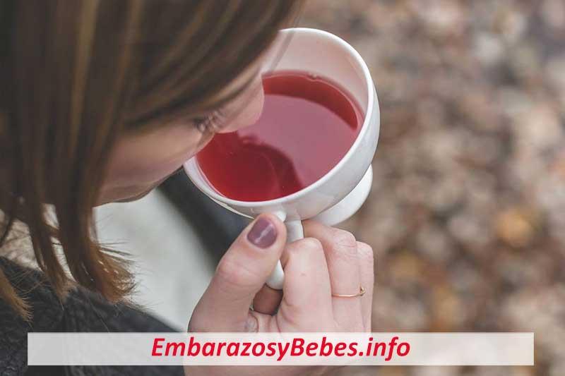 Te Rojo en el Embarazo