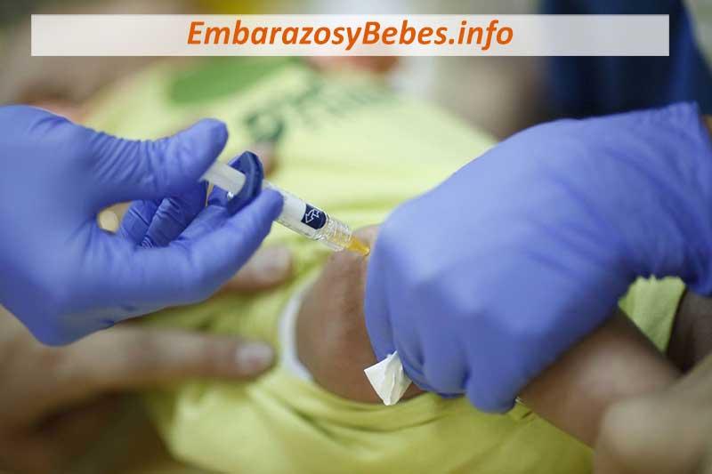 Tos Ferina Vacunacion