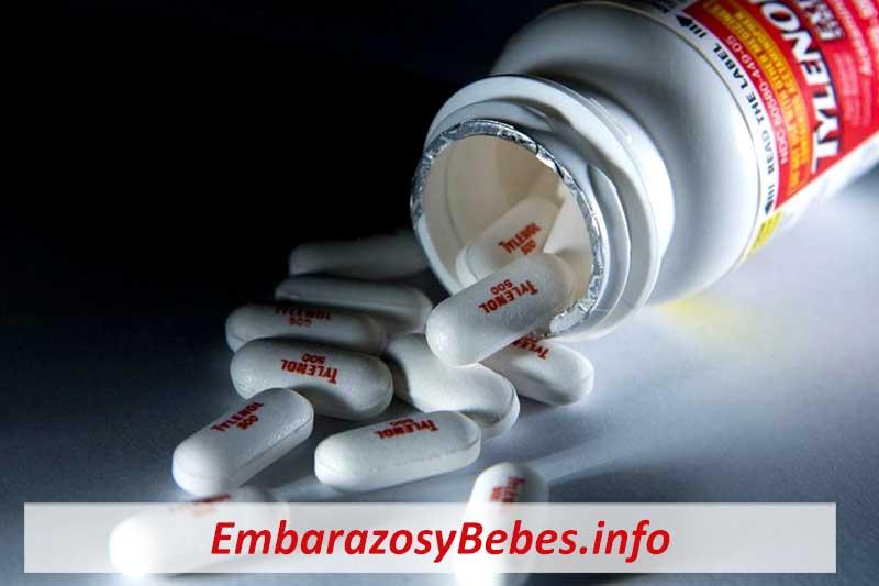 Tylenol Píldoras