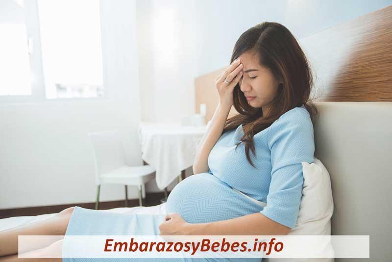 Ansiedad En El Embarazo
