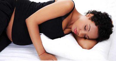 Como Dormir Estando Embarazada