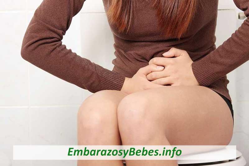 Embarazada y con Estreñimiento