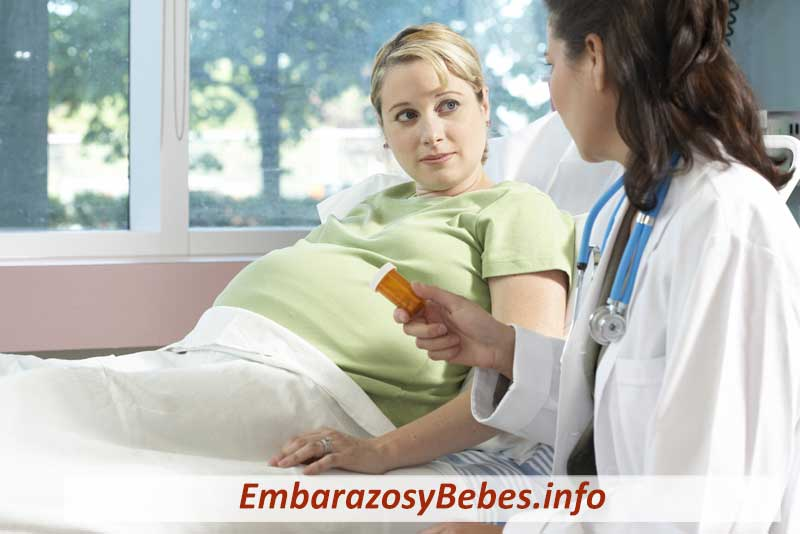 Infección en las Vías Urinarias en el Embarazo