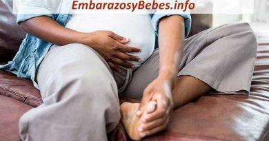 pies hinchados en el embarazo como aliviarlos