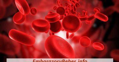 Botar Coágulos de Sangre en el Embarazo