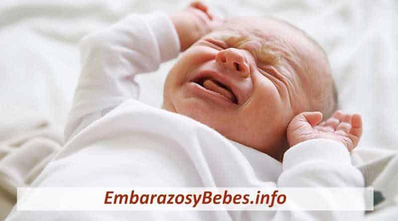 Cólicos en Bebés