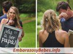 Como Decirle a Tu Pareja Que Estas Embarazada (10 formas Originales)