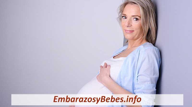 embarazo despues de los 35 años