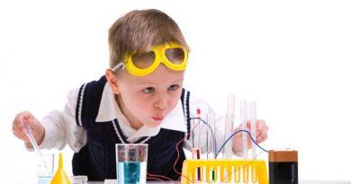 la ciencia y los niños