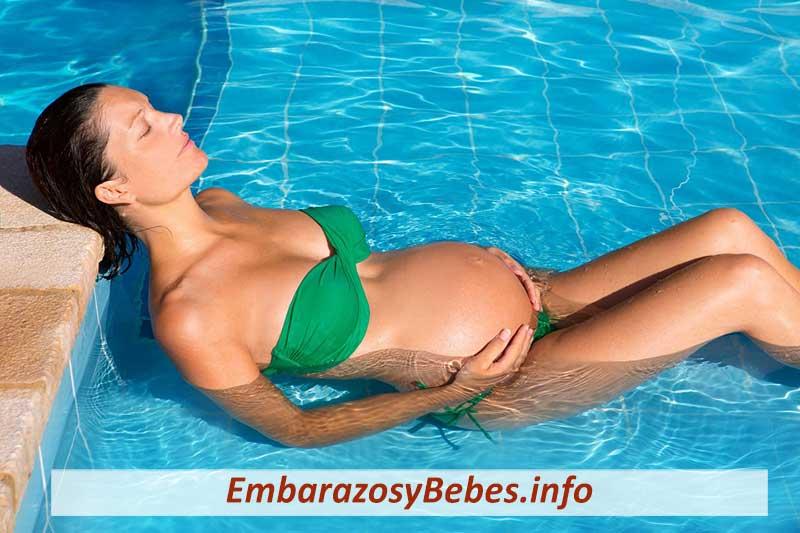 Tomar Sol En El Embarazo