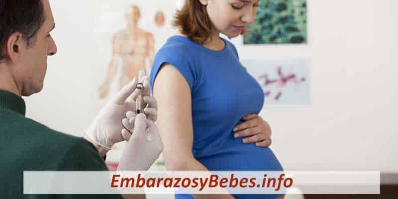 Vacunas y Embarazo