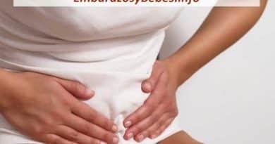 calambres en el embarazo en el vientre
