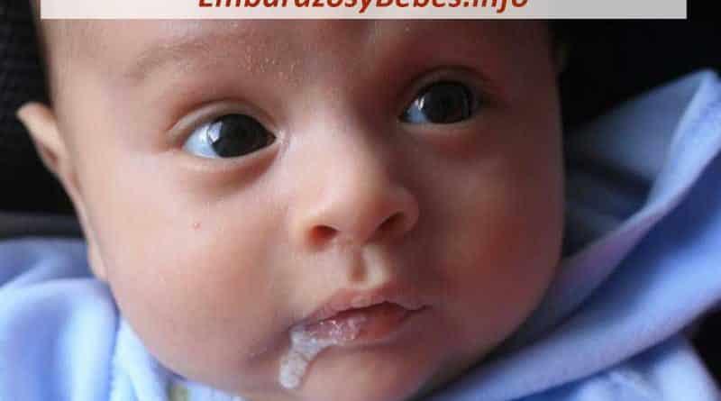reflujo en los bebes