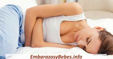 síndrome premenstrual o embarazo