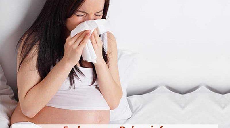 sinusitis en el embarazo