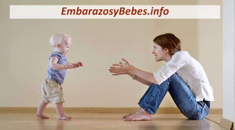 A Que Edad Caminan Los Bebes