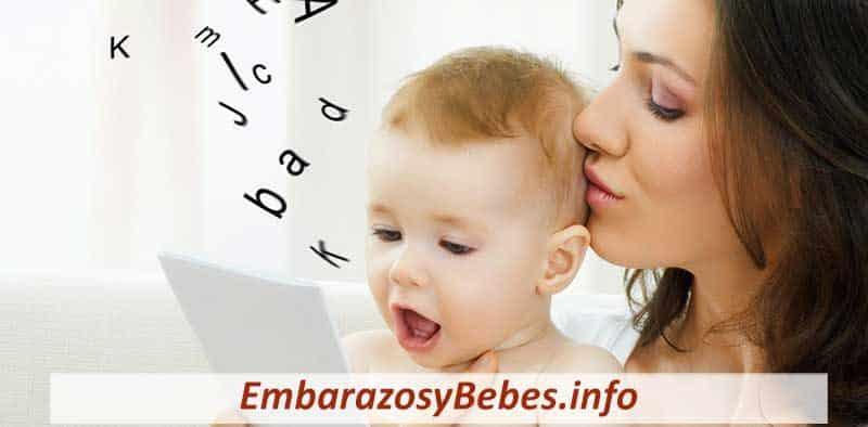A Que Edad Empiezan a Hablar Los Bebés
