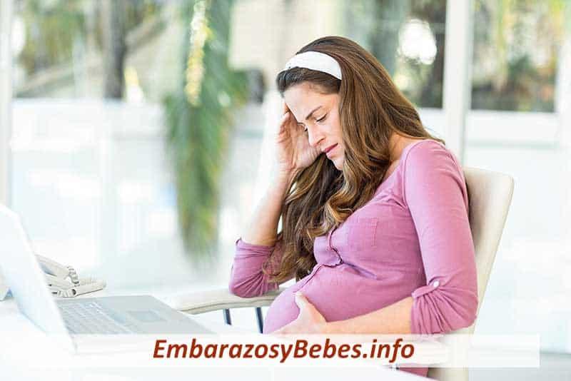 Estrés y Embarazo