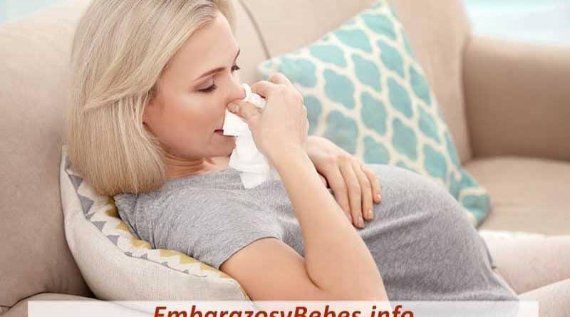 Neumonía en el Embarazo
