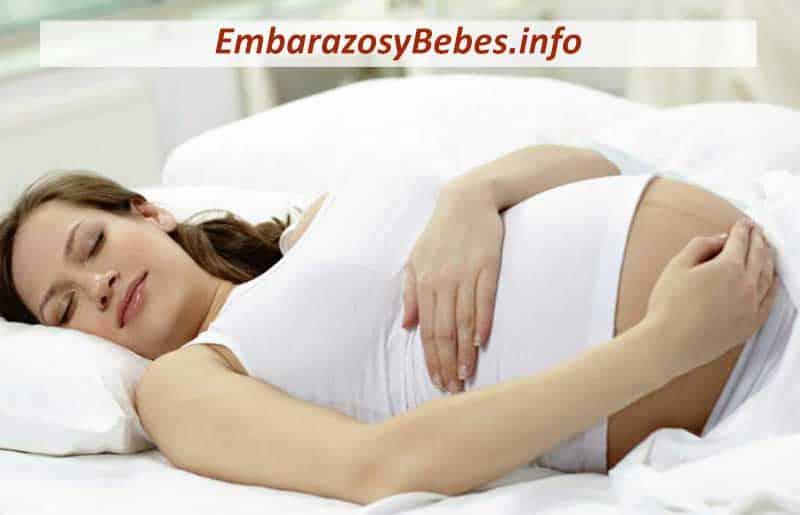 Puedo Dormir Boca Arriba en el Embarazo