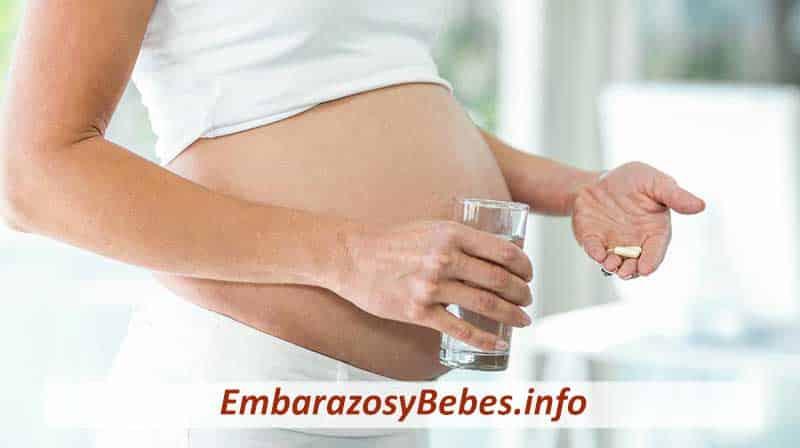 el paracetamol en el embarazo