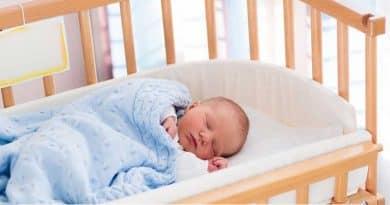 Colchón de Cuna para Bebe