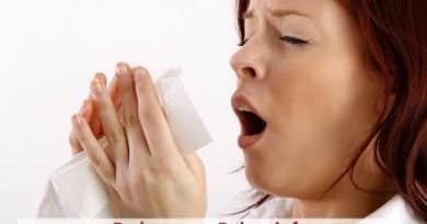Estornudar en el Embarazo