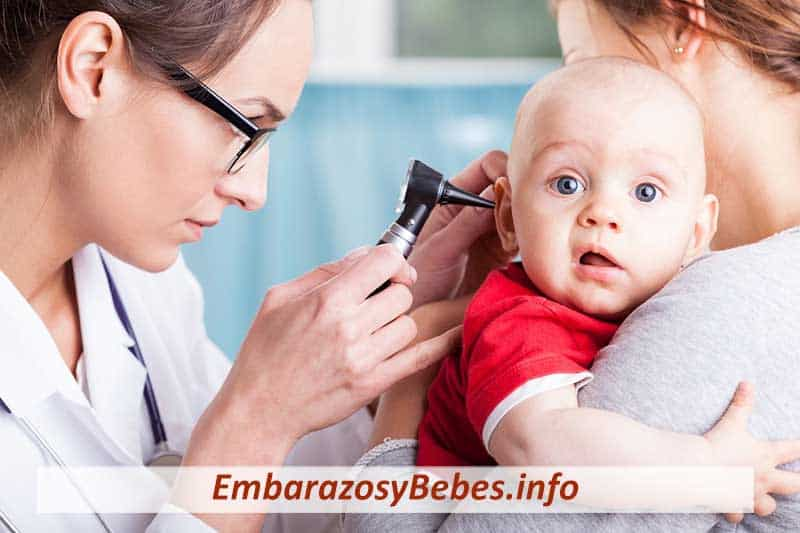 Otitis en Bebés