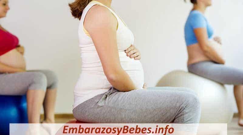 Practicar Pilates Durante El Embarazo
