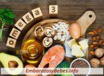 Los Beneficios de Tomar Omega 3 en el Embarazo