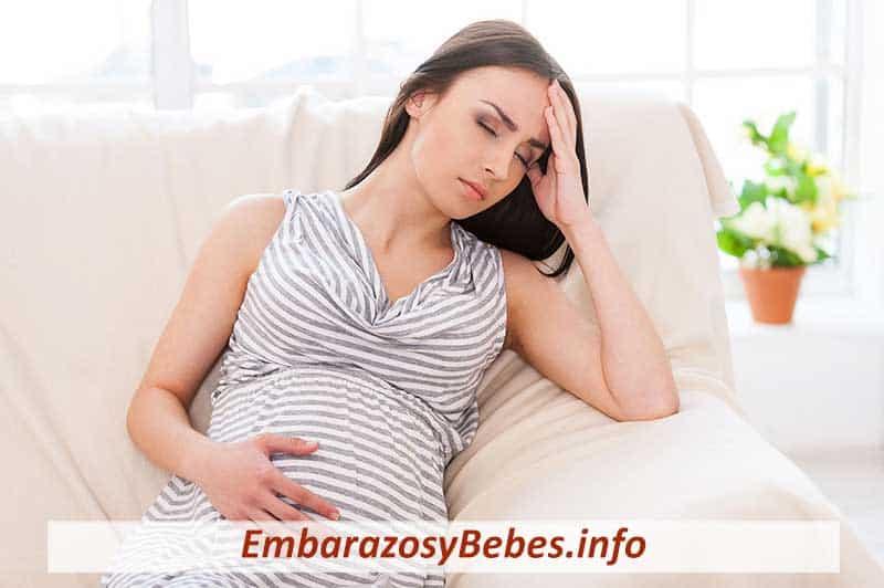 gastritis en el embarazo
