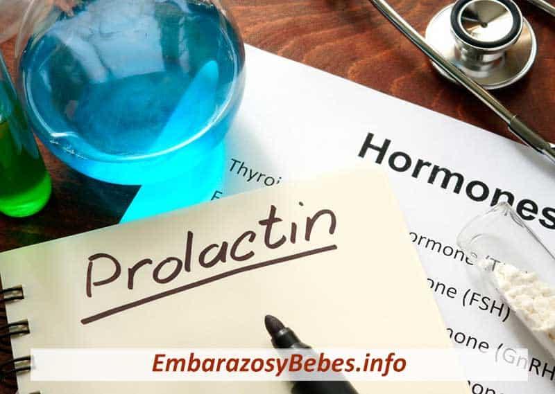 Prueba De Nivel De Prolactina