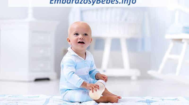 A Qué Edad Se Sientan Los Bebés