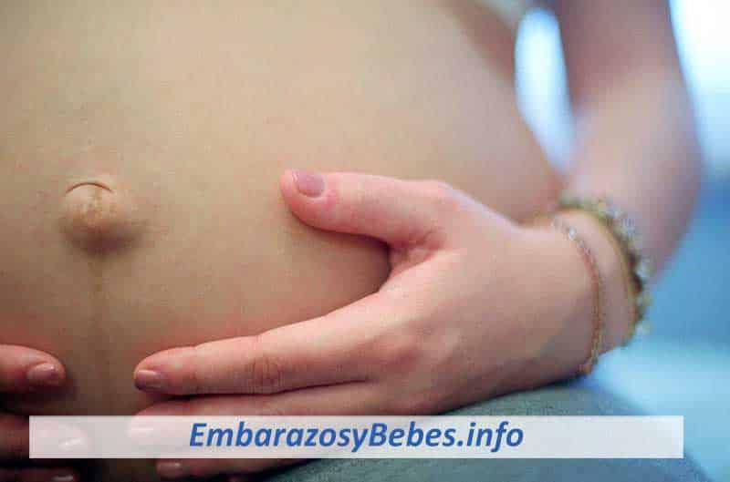 Dolor en El Ombligo en el Embarazo