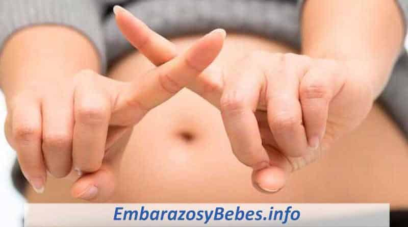 que no hacer en el embarazo